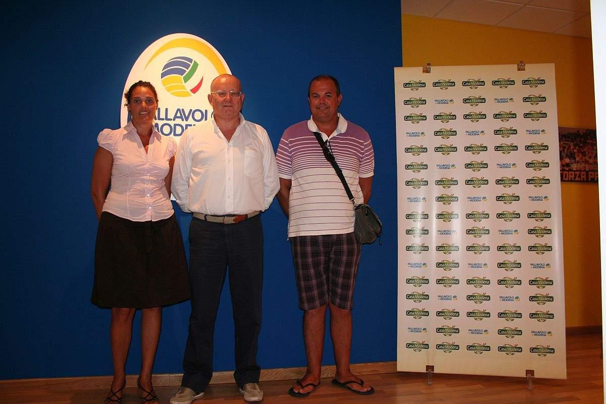 Casa modena pallavolo modena abbonamenti 2010 2011 for Casa modena volley
