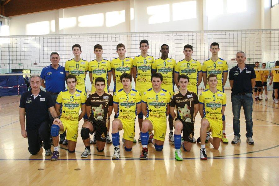 Campione u19m fipav modena 2013 2014 for Casa modena volley